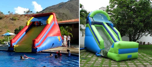 Tobog n salto ngelaccesorios para piscinas accesorios for Piscinas con toboganes