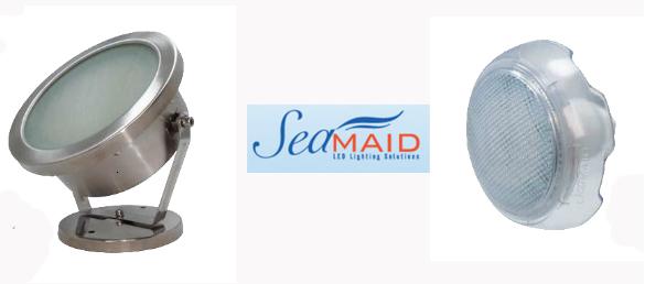 Iluminación Led para Piscinas de Seamaid