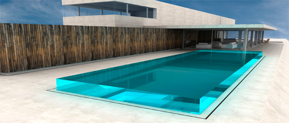 el v drio acr lico y su uso en piscinas la web de los