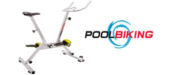 Detalle Bicicleta de agua Veracruz, de Poolbiking