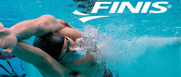 Equipamientos para nadadores Finis