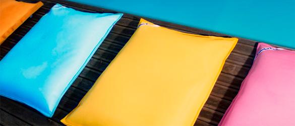 Galería de colores JumboBag, the swimming bag