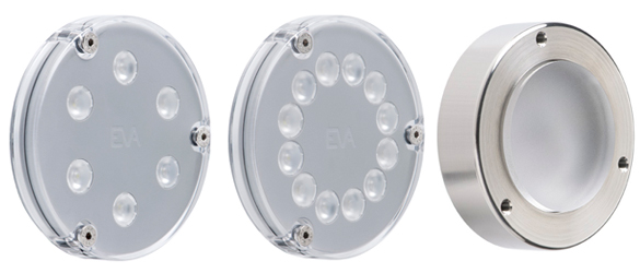 Nuevos focos LED sin embellecedor, de EVA Optic